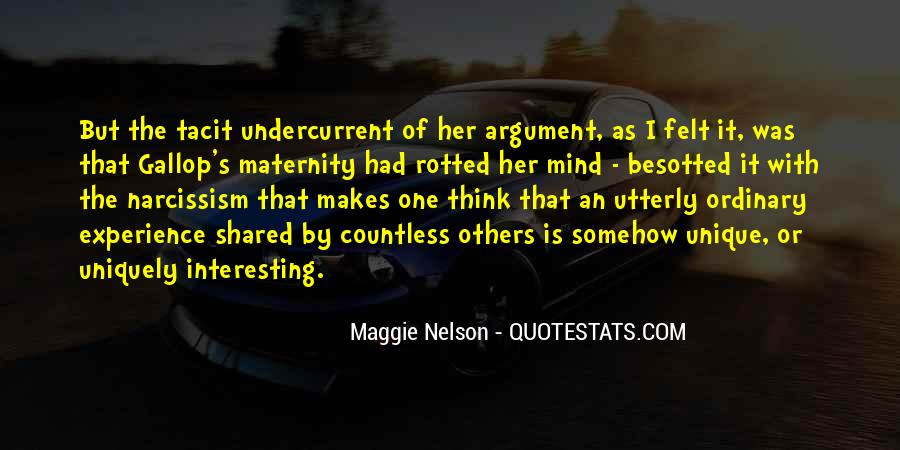 Maggie Nelson Quotes #292266