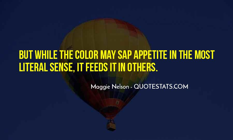 Maggie Nelson Quotes #42238