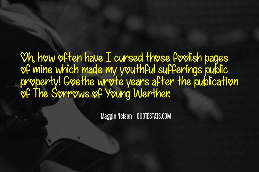 Maggie Nelson Quotes #854054