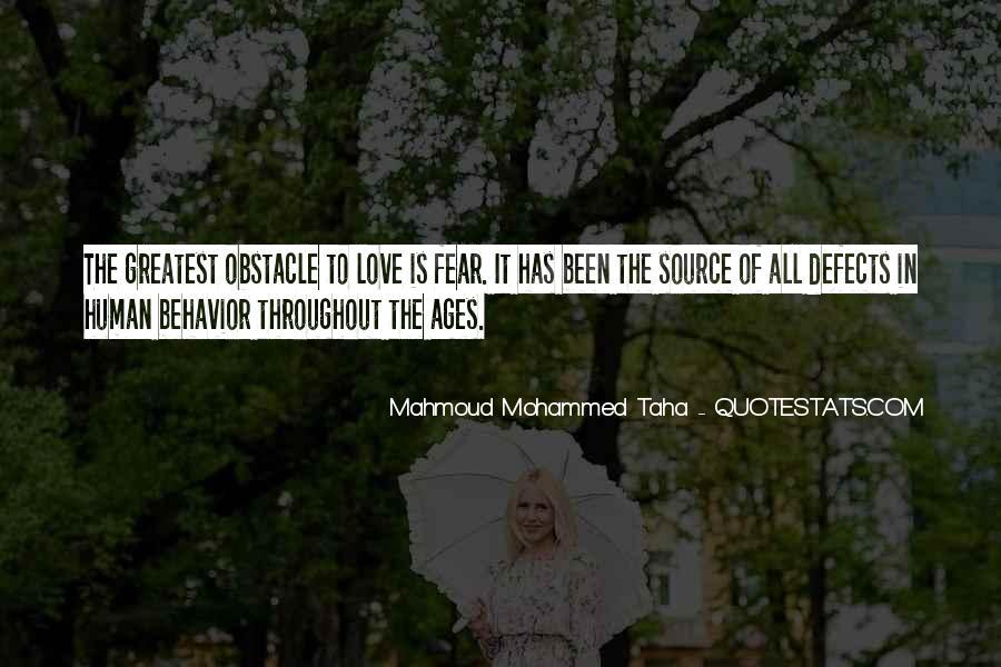 Mahmoud Mohammed Taha Quotes #1143850