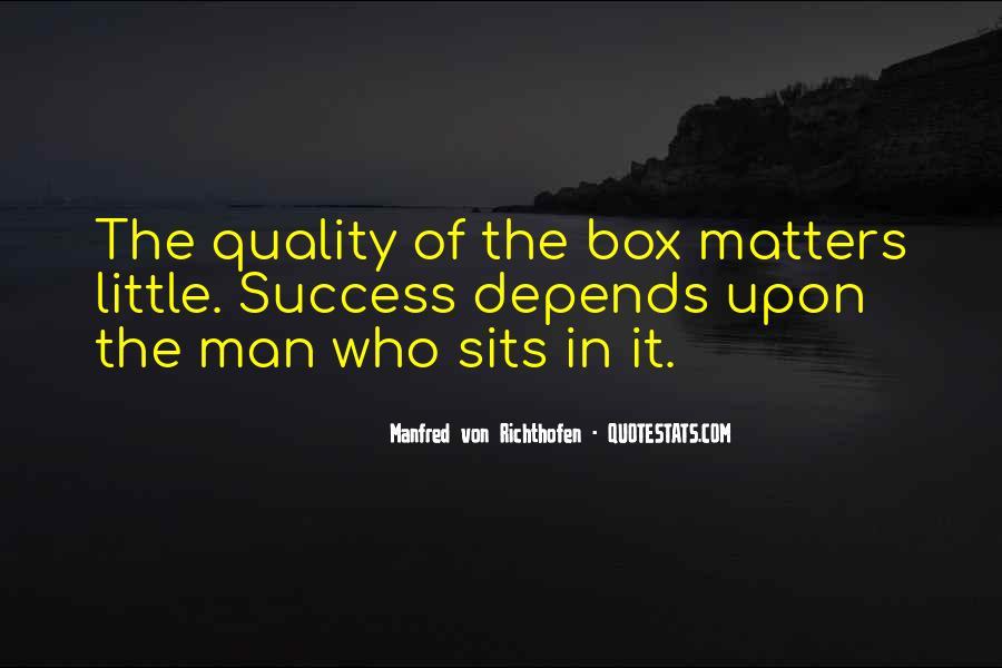 Manfred Von Richthofen Quotes #1010083