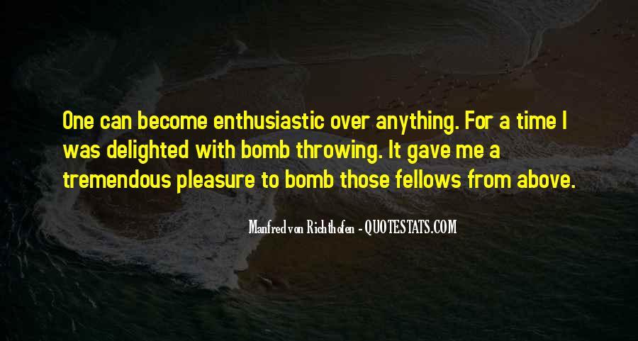 Manfred Von Richthofen Quotes #1159759