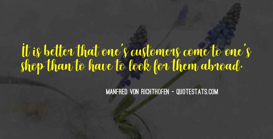 Manfred Von Richthofen Quotes #1264591