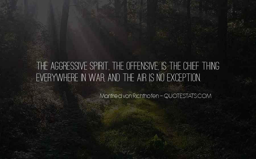 Manfred Von Richthofen Quotes #1753428
