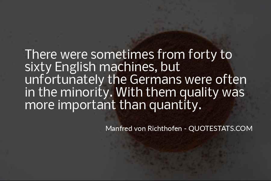 Manfred Von Richthofen Quotes #206134