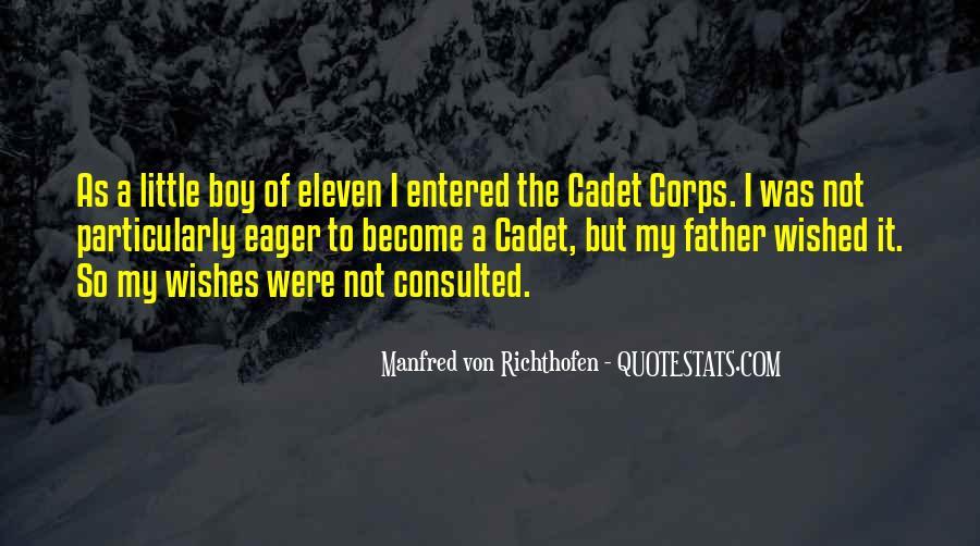 Manfred Von Richthofen Quotes #848715