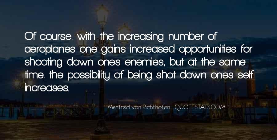 Manfred Von Richthofen Quotes #942732