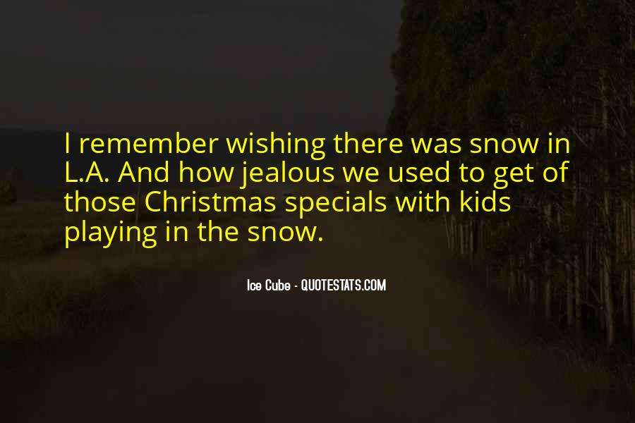 Quotes About Specials #1331334