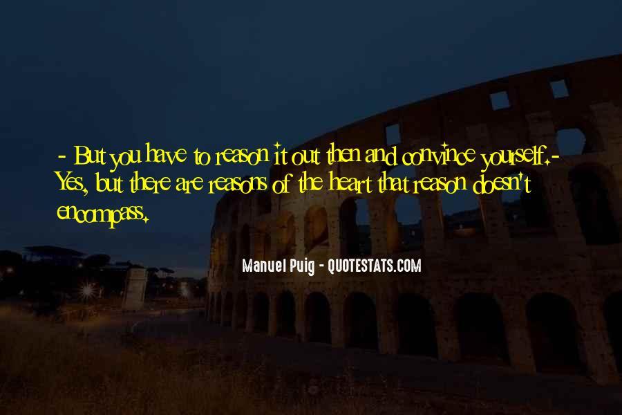 Manuel Puig Quotes #1021940