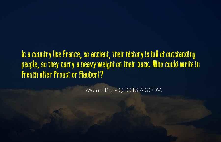 Manuel Puig Quotes #1057686