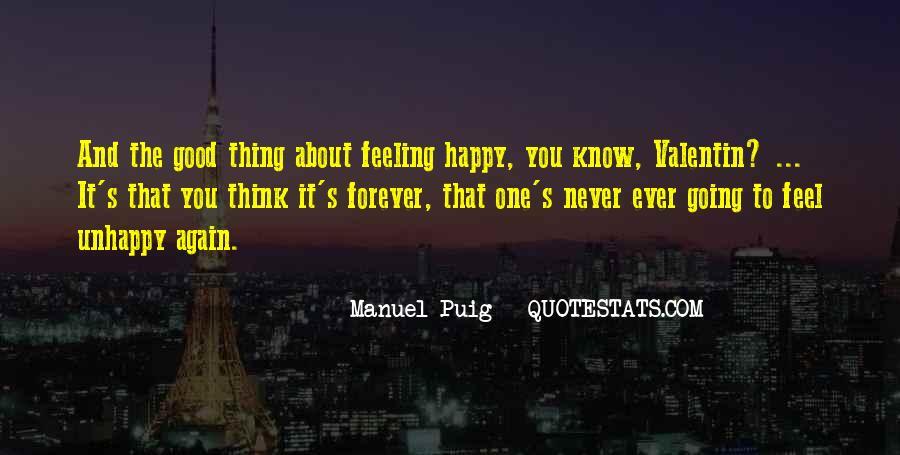 Manuel Puig Quotes #219990