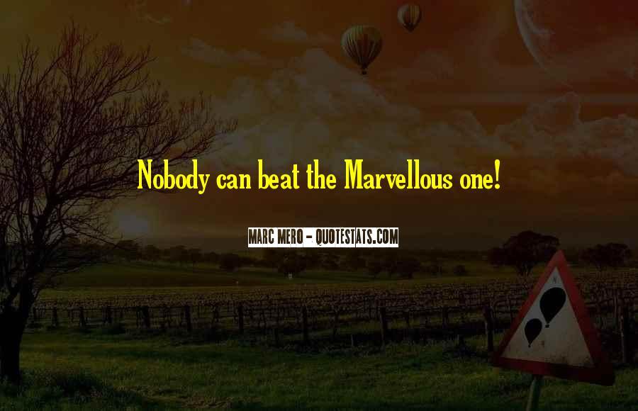 Marc Mero Quotes #978665