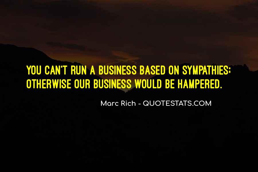 Marc Rich Quotes #112568