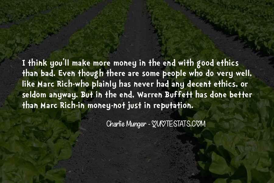 Marc Rich Quotes #1500237