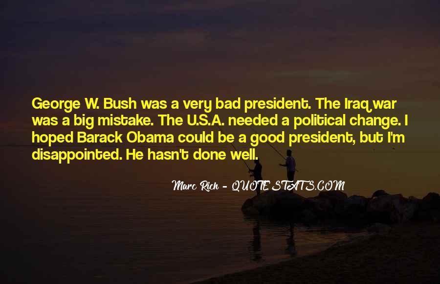Marc Rich Quotes #756398