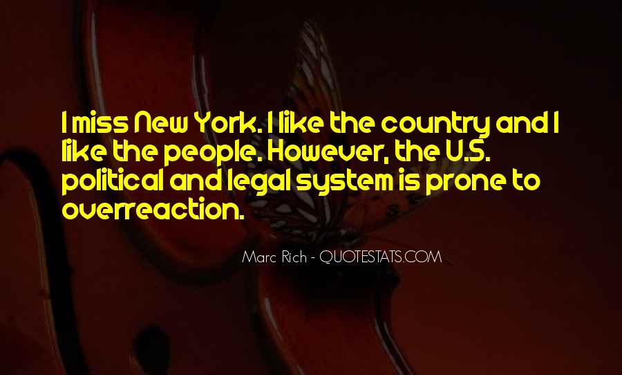 Marc Rich Quotes #851220