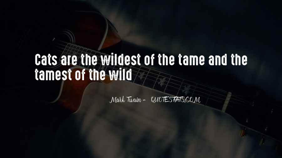 Quotes About Cats Mark Twain #239148