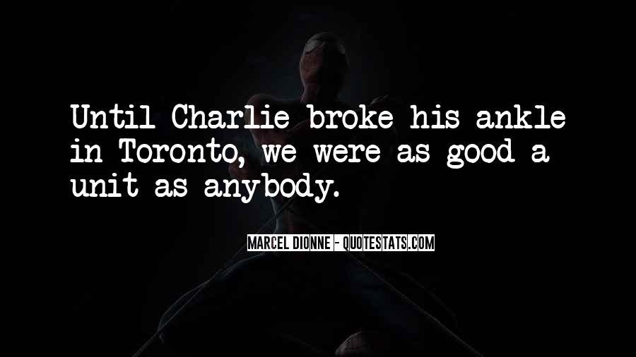 Marcel Dionne Quotes #243668