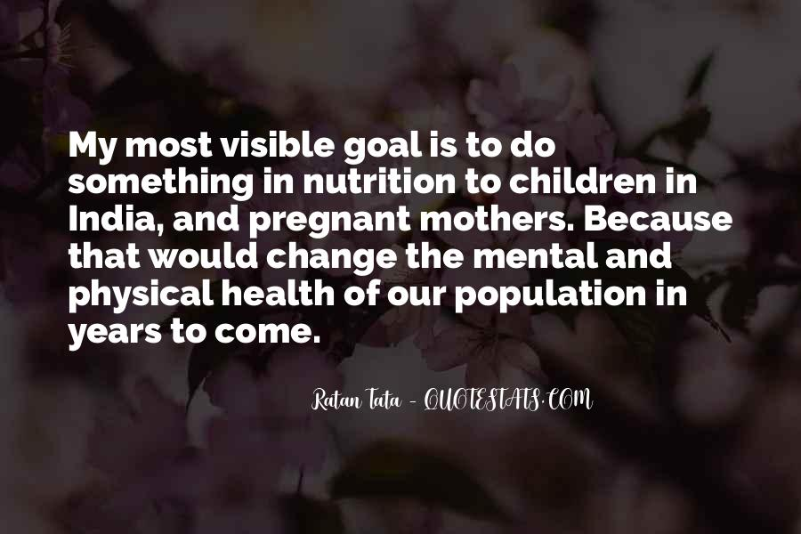 Quotes About Population Health #1411361