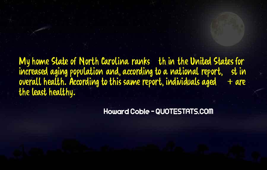 Quotes About Population Health #1516324