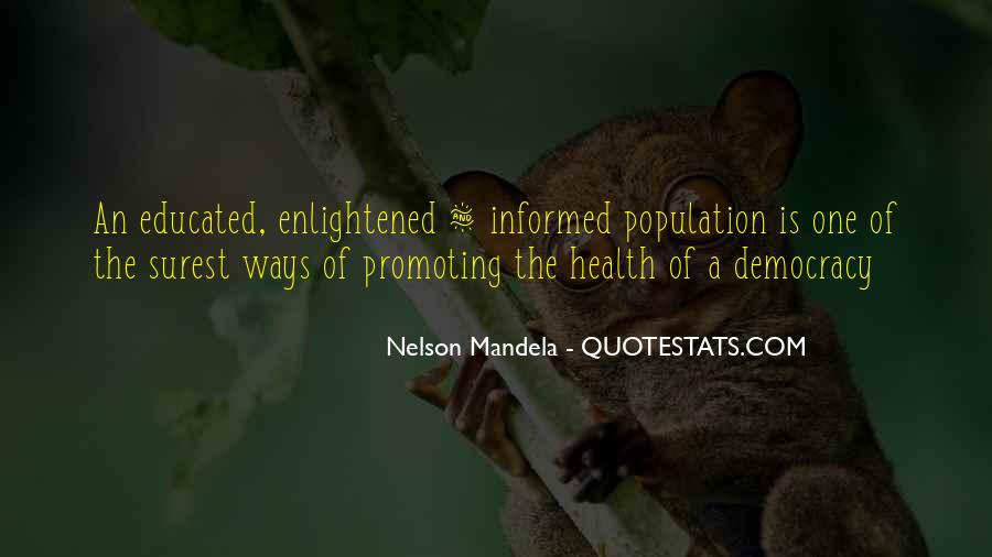 Quotes About Population Health #1570026