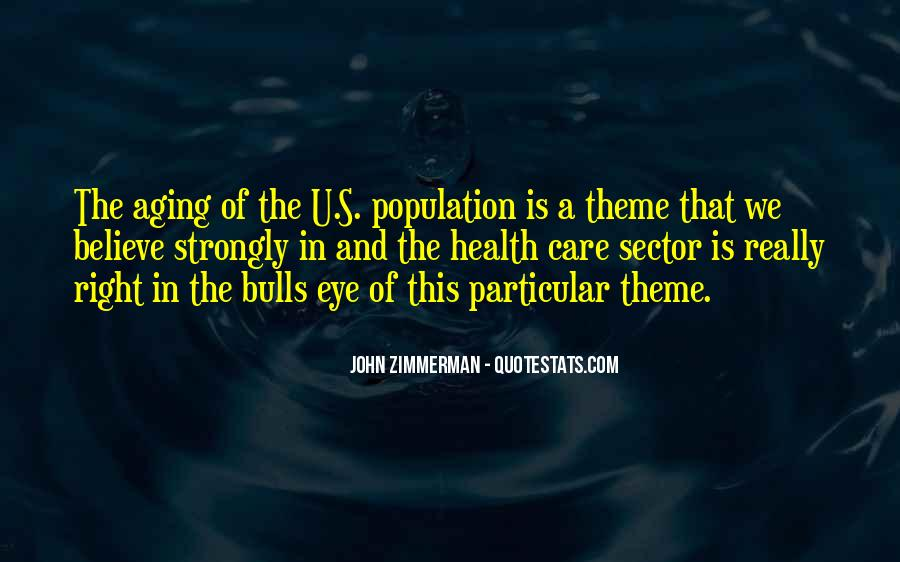 Quotes About Population Health #1668572