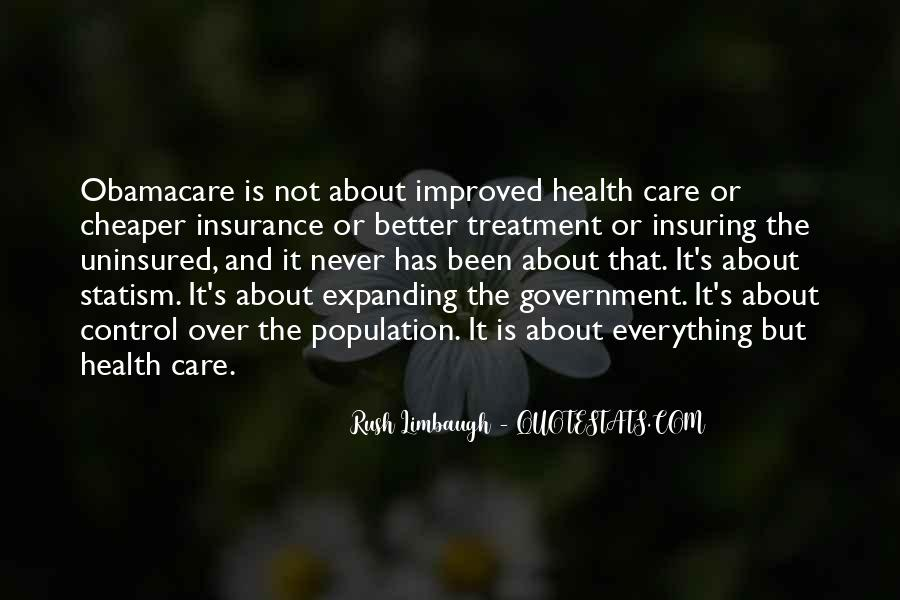 Quotes About Population Health #301347