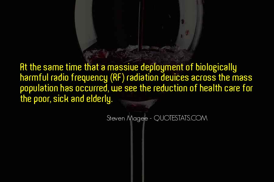 Quotes About Population Health #303582