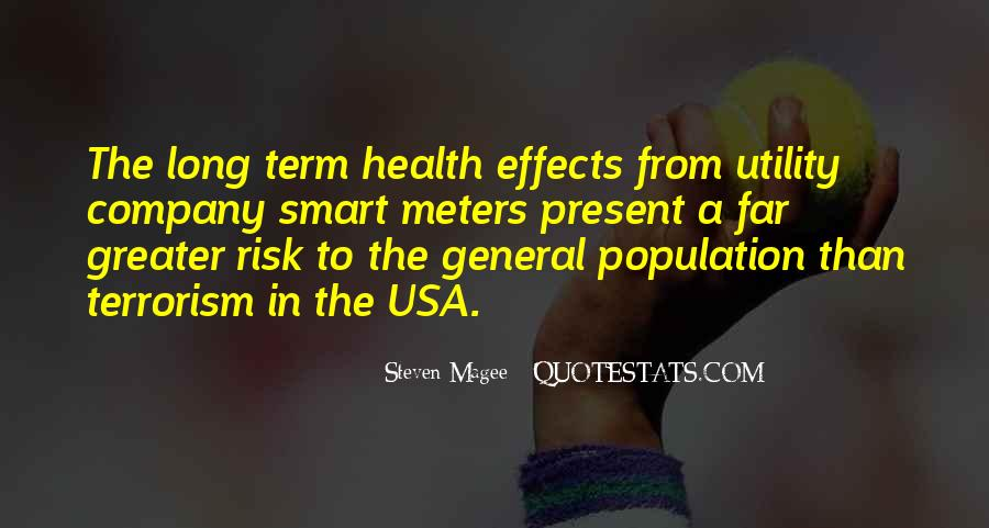 Quotes About Population Health #420470