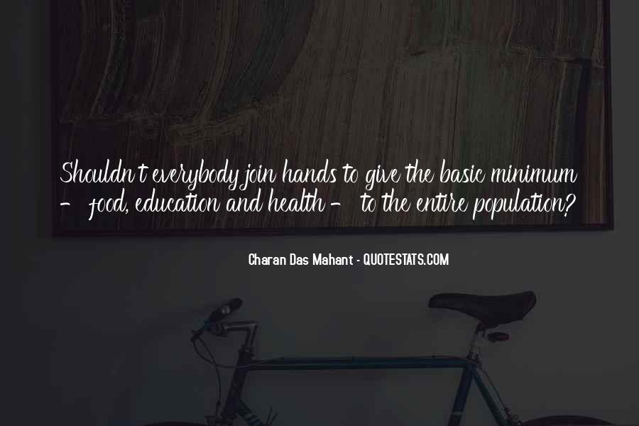 Quotes About Population Health #569715