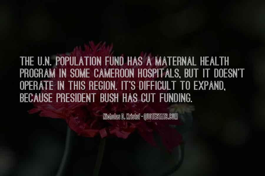 Quotes About Population Health #706241