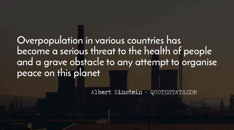 Quotes About Population Health #859129