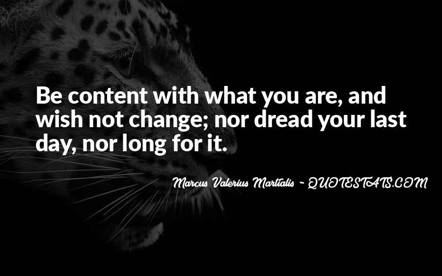 Marcus Valerius Martialis Quotes #169719