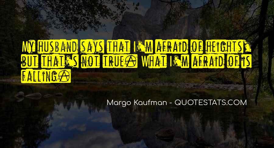 Margo Kaufman Quotes #187700