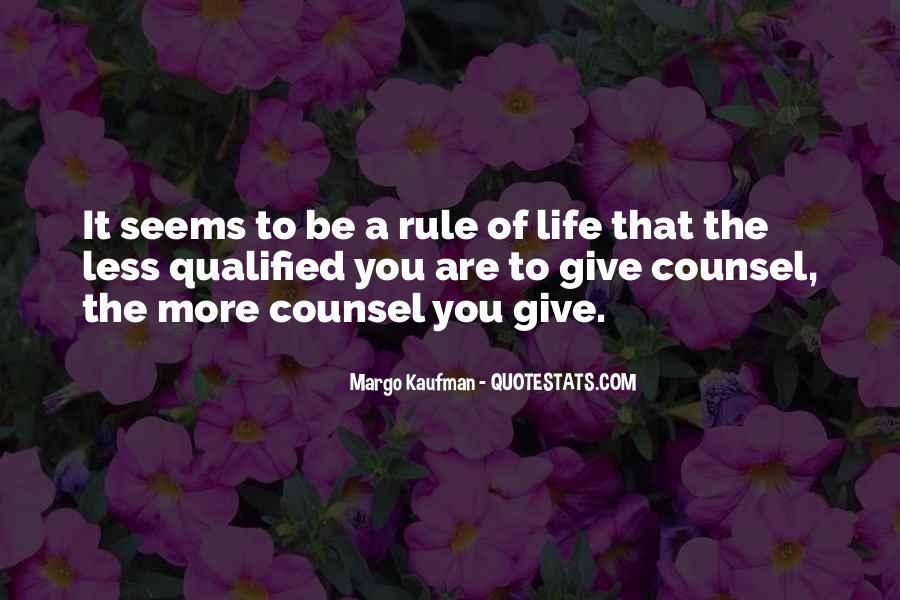 Margo Kaufman Quotes #848699