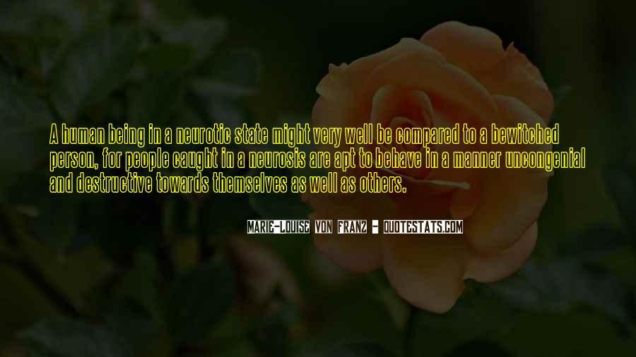 Marie Louise Von Franz Quotes #1023241