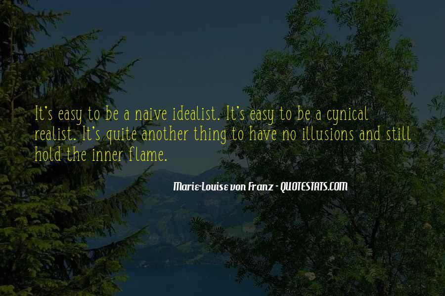Marie Louise Von Franz Quotes #1056851