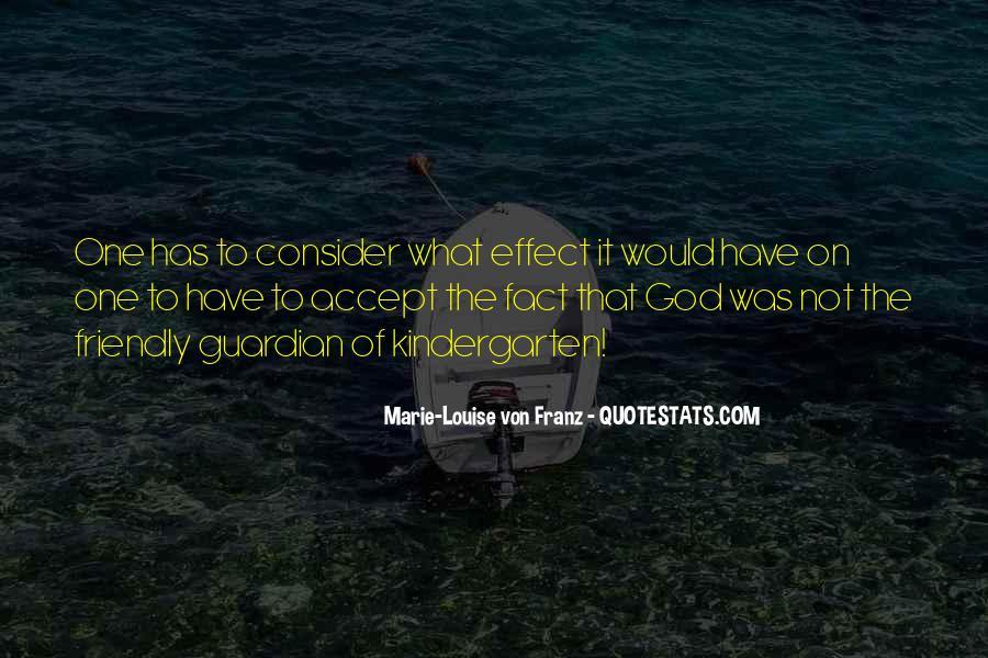 Marie Louise Von Franz Quotes #1753245