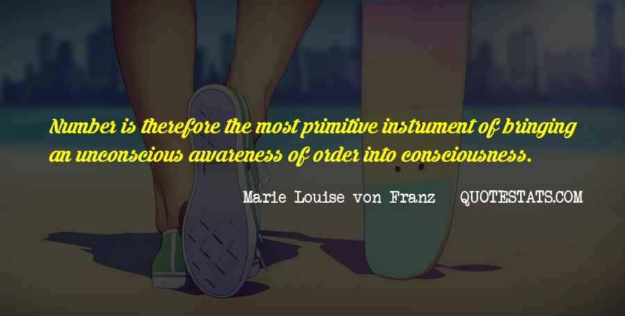 Marie Louise Von Franz Quotes #209163