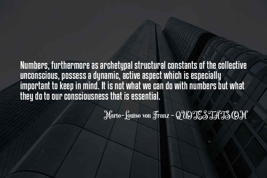 Marie Louise Von Franz Quotes #414652