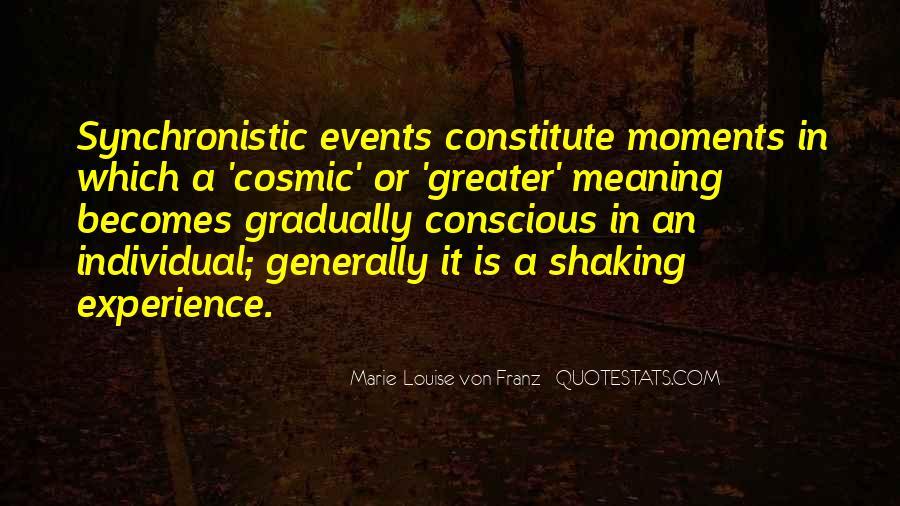 Marie Louise Von Franz Quotes #65605