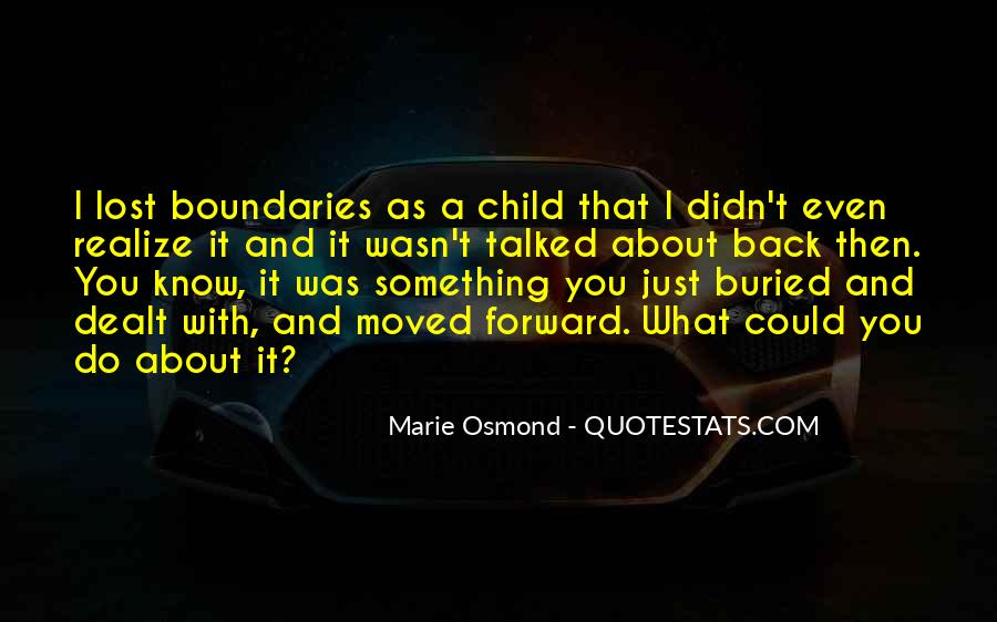 Marie Osmond Quotes #1076531