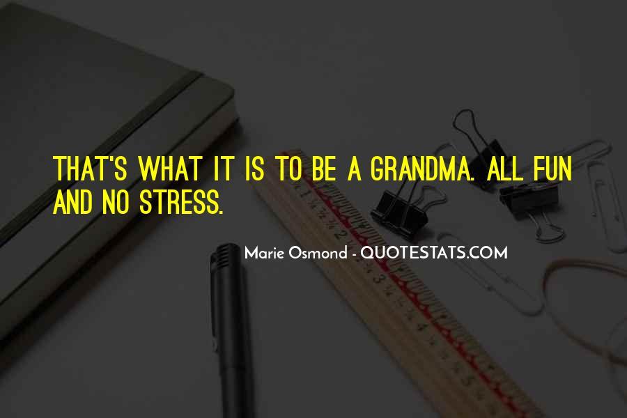 Marie Osmond Quotes #1214825