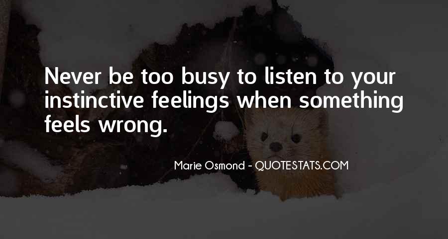 Marie Osmond Quotes #1643246