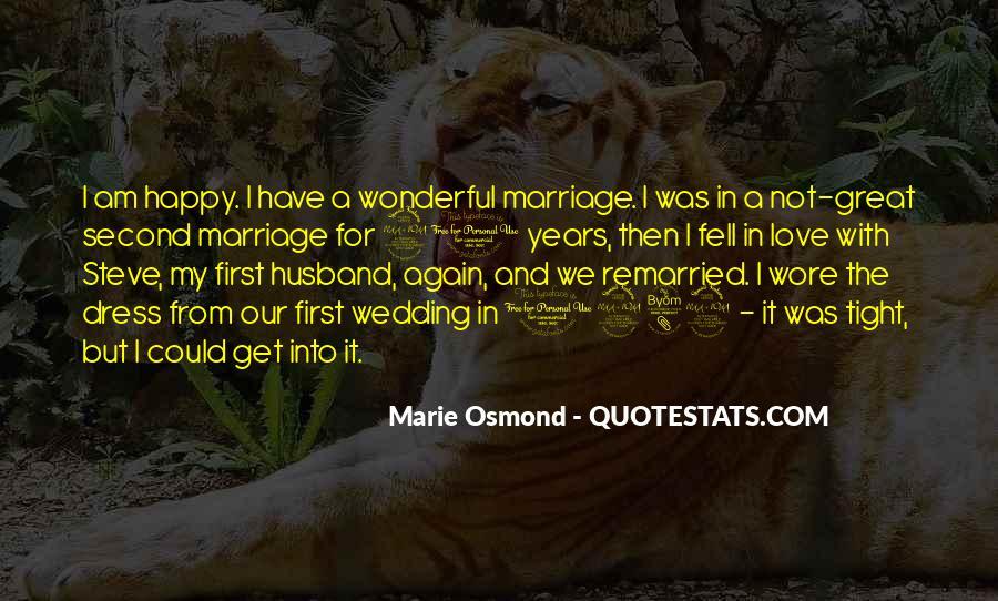 Marie Osmond Quotes #1684847
