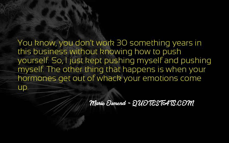 Marie Osmond Quotes #1724779