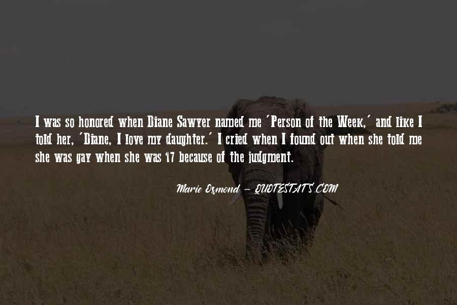 Marie Osmond Quotes #199916