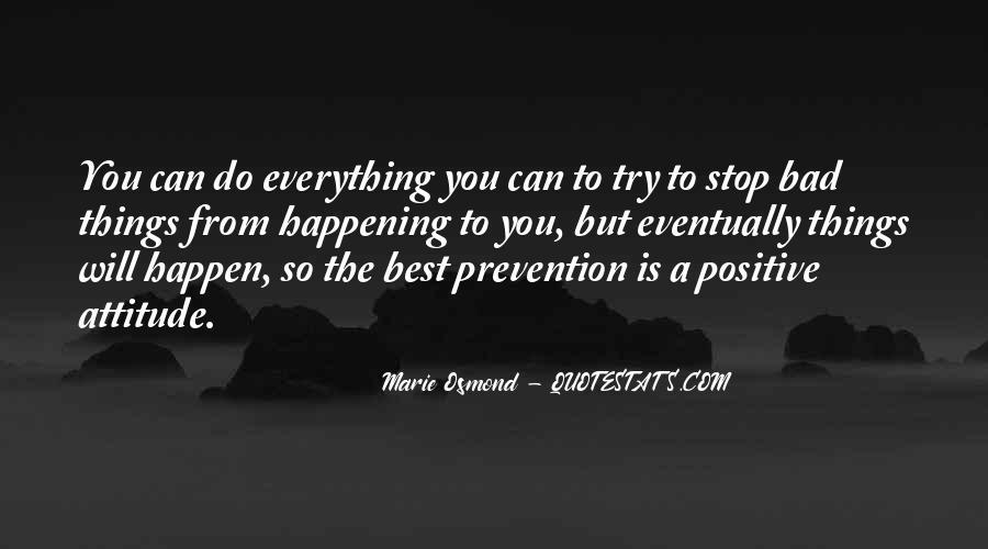 Marie Osmond Quotes #5110