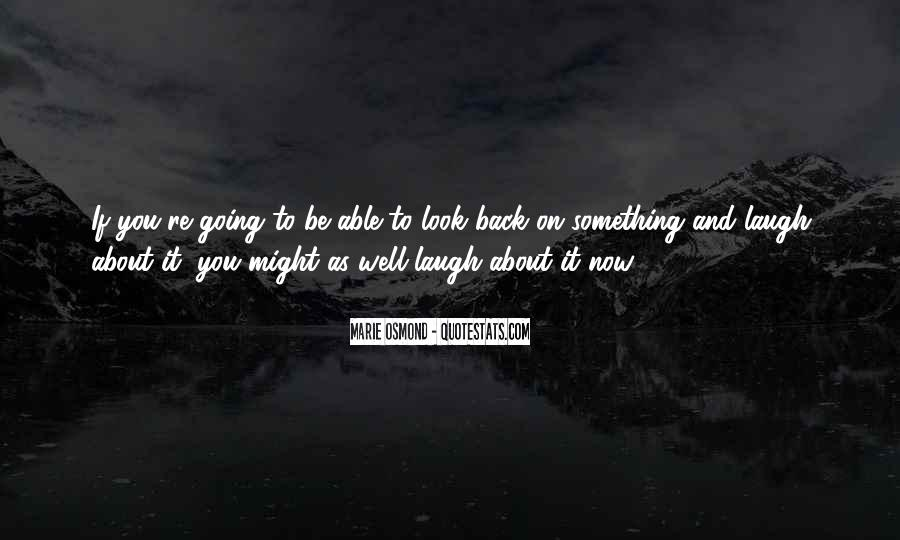 Marie Osmond Quotes #58564