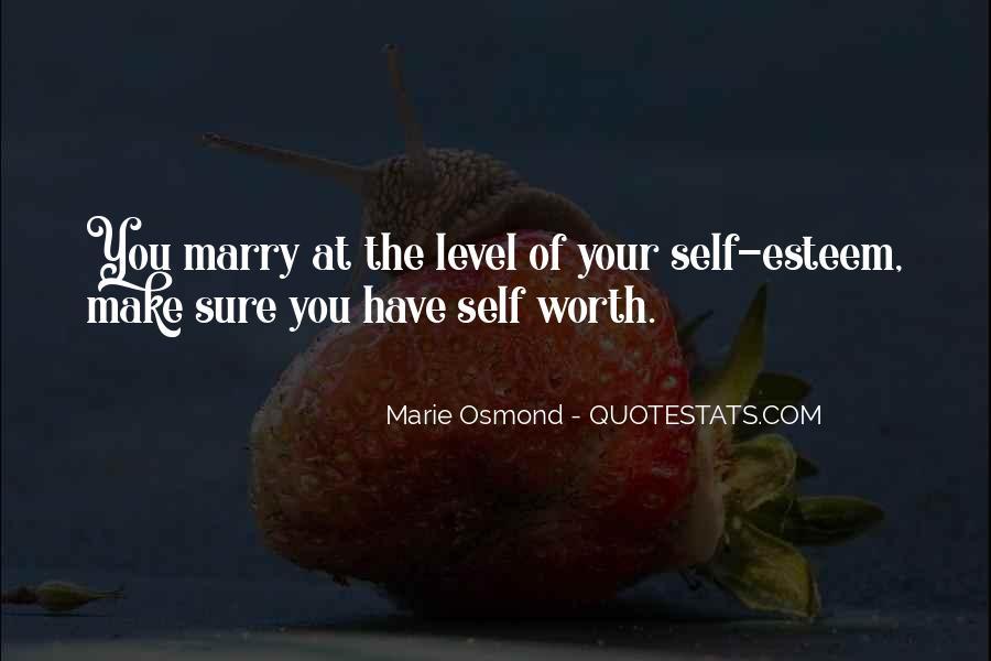 Marie Osmond Quotes #64966